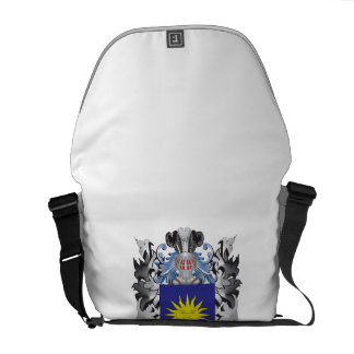 Bel Coat of Arms - Family Crest Courier Bag