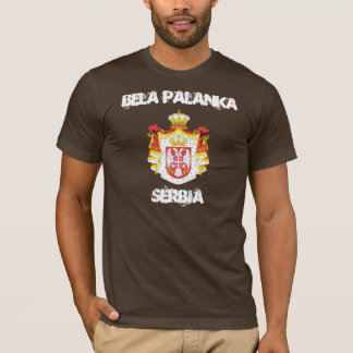 Bela Palanka, Serbia with coat of arms T-Shirt
