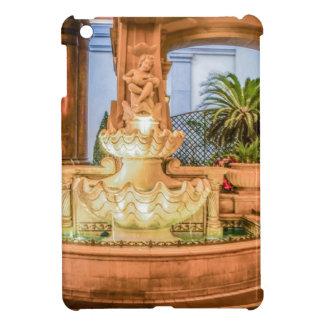 Belagio Las Vegas Nevada Fountain Resort Hotel iPad Mini Cover