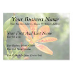 Belamcanda Chinensis Bloom Large Business Cards (Pack Of 100)