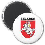 Belarus 6 Cm Round Magnet