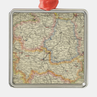 Belarus and Ukraine Christmas Ornament