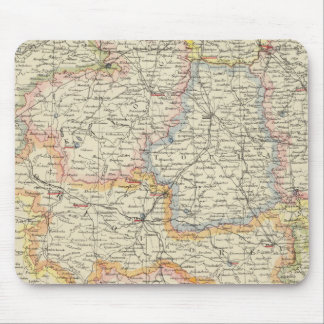 Belarus and Ukraine Mouse Mat