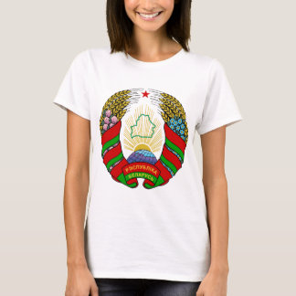 Belarus Coat of arms BY T-Shirt