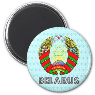 Belarus Coat of Arms Magnet
