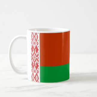 belarus country flag nation symbol coffee mug