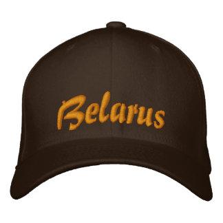Belarus Custom Hat Embroidered Baseball Cap