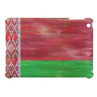 Belarus distressed flag iPad mini covers