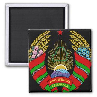 belarus emblem square magnet