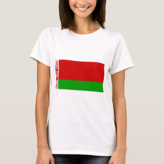 Belarus Flag BY T-Shirt