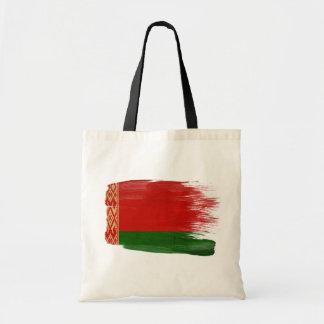 Belarus Flag Canvas Bags