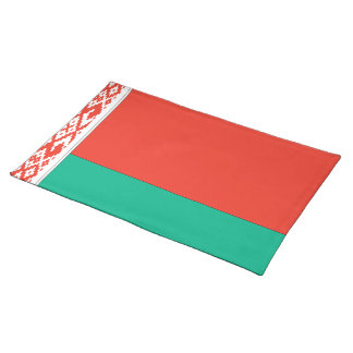 Belarus Flag Placemats