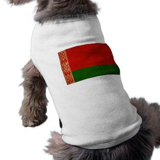 Belarus Flag Doggie Tshirt
