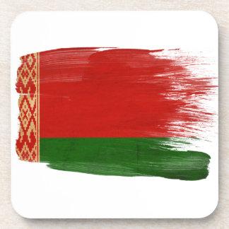 Belarus Flag Drink Coasters