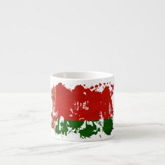 Belarus Flag Espresso Mug