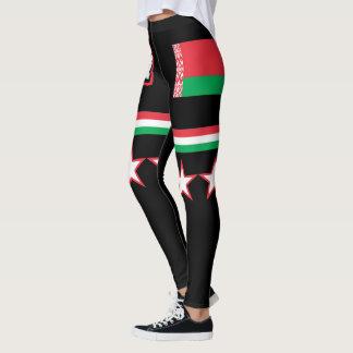 Belarus Flag Leggings