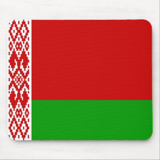 Belarus Flag Mousepad