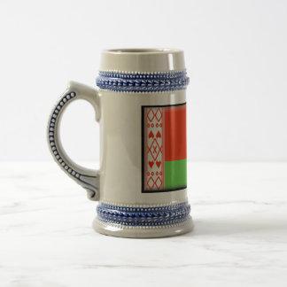 Belarus Flag Coffee Mugs