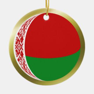Belarus Flag Ornament
