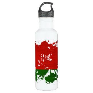 Belarus Flag 710 Ml Water Bottle