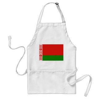 Belarus Flag Standard Apron