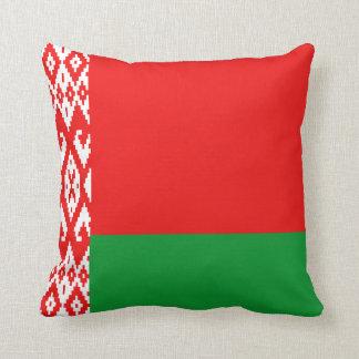 Belarus Flag x Flag Pillow Throw Cushions
