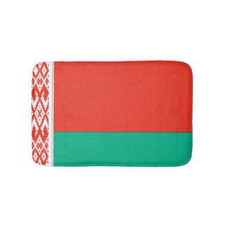 Belarus Flag Bath Mats
