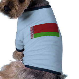 Belarus National  Flag Pet T-shirt