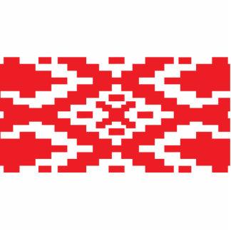 Belarus Pattern, Belarus flag Cut Outs