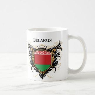 Belarus [personalize] basic white mug