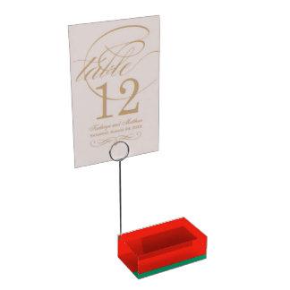 Belarus Table Card Holders