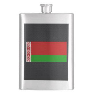 Belarusian National flag of Belarus-01.png Flask