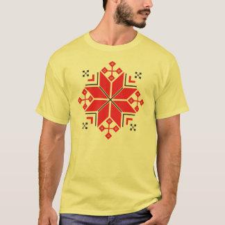 Belarusian symbol of vasmirog. T-Shirt
