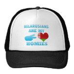 Belarusians are my Homies Cap