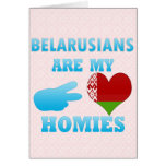 Belarusians are my Homies Card