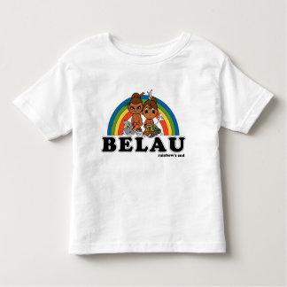 Belau Rainbow's End Kids T-shirt