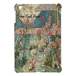 Belcher Mosaic Glass Koi Fishy Cover For The iPad Mini