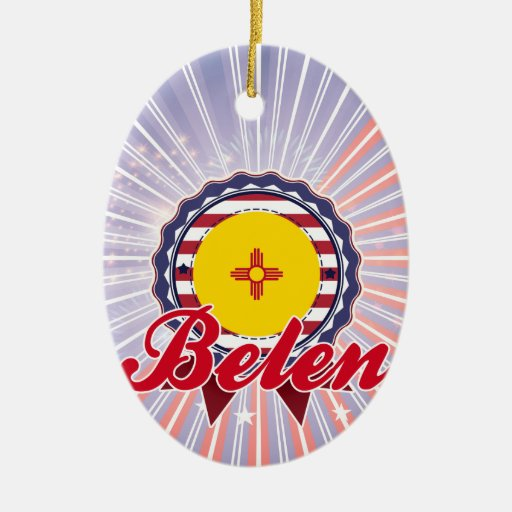 Belen, NM Christmas Ornaments