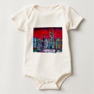 Belfast Alive - Queens University Baby Bodysuit