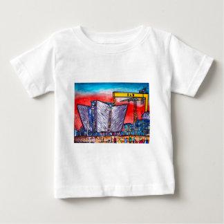 Belfast  Alive- Titanic Quarter Baby T-Shirt