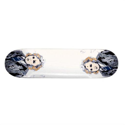 Belfast Cowboy Skateboard Decks