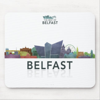 Belfast Icons Mousepad