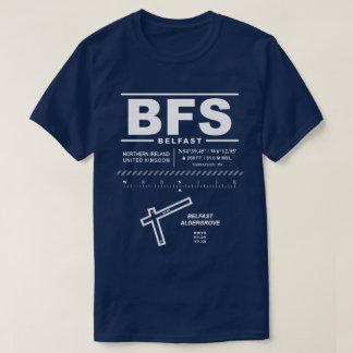 Belfast International Airport BFS T-Shirt