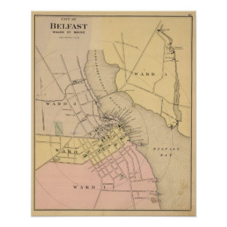 Belfast, Maine 2 Poster