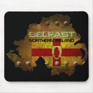 Belfast Northern Ireland Mouse Pad