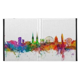 Belfast Northern Ireland Skyline iPad Folio Case