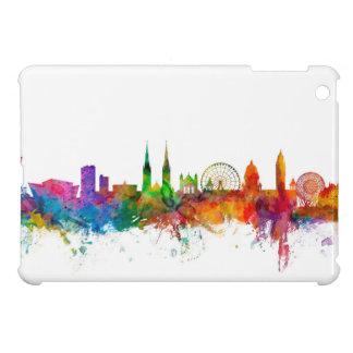 Belfast Northern Ireland Skyline iPad Mini Cases