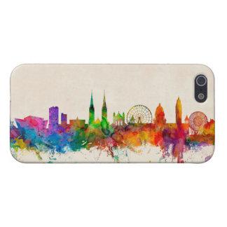 Belfast Northern Ireland Skyline iPhone 5 Cover
