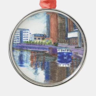Belfast Waterfront Christmas Ornament
