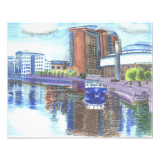 Belfast Waterfront Photo Art